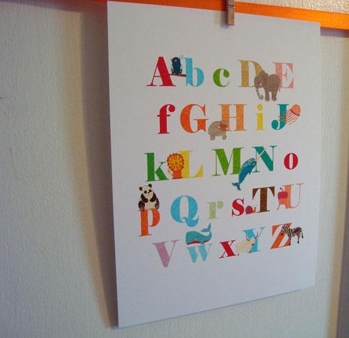 Modern Alphabet 01