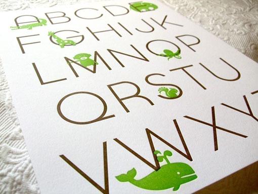 Modern Alphabet 02