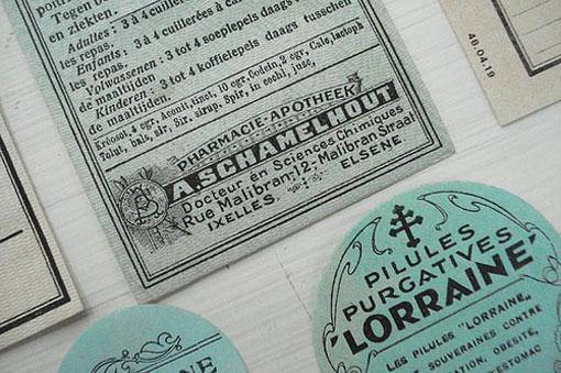 vintage labels 04