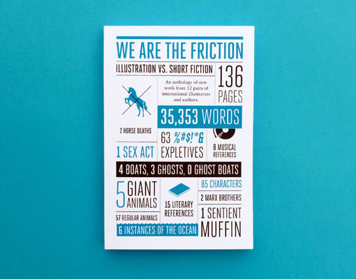 We Are The Friction 01