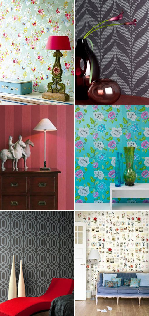 Brian Yates wallcoverings