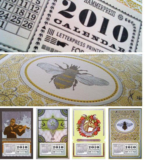 Hammerpress Calendars