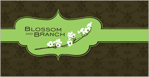 Blossom and Branch 02