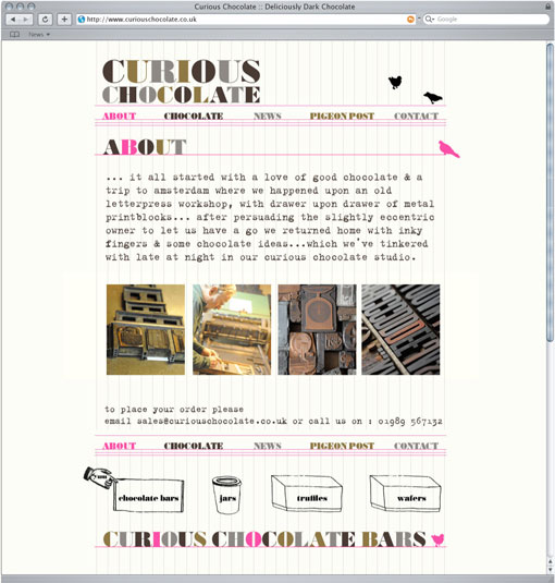 Curious Chocolate 01