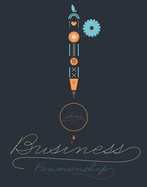 Business Penmanship 01