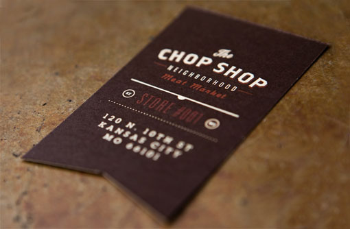 The Chop Shop 01