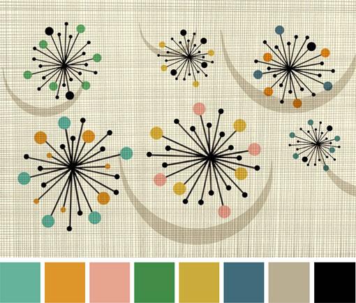 50s paint on pinterest brochures paint colors and interior paint colors. Black Bedroom Furniture Sets. Home Design Ideas