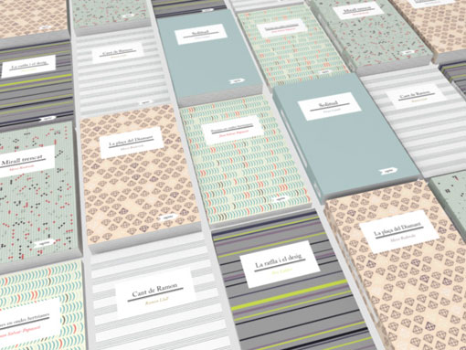 Book Cover Design Pattern : Pattern book collection design work life