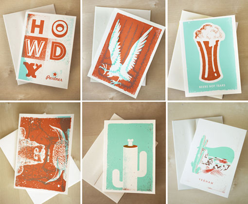 two arms southwest cards design work life