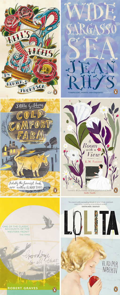 Penguin Book Cover Competition Previous Winners : Penguin essentials design work life