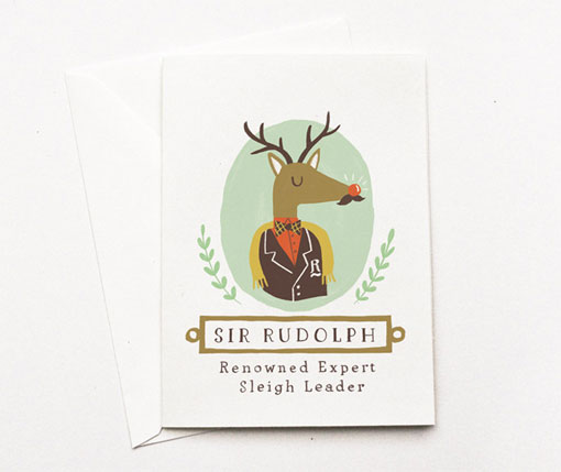 Christmas card using penguin image pictures photos and images etsy finds quill and fox design work life m4hsunfo