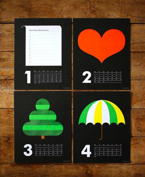 Calendar Design Icon : The indigo bunting calendars design work life