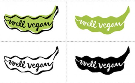 well-vegan-logos
