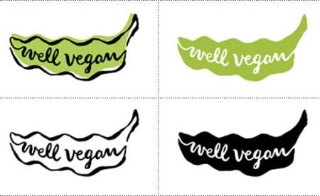 well-vegan-logos