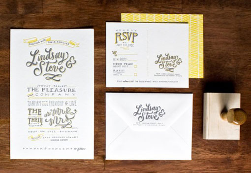 Invitation Design Inspiration Design Work Life