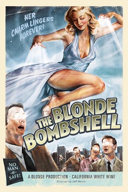 hook_blonde_bombshell_poster