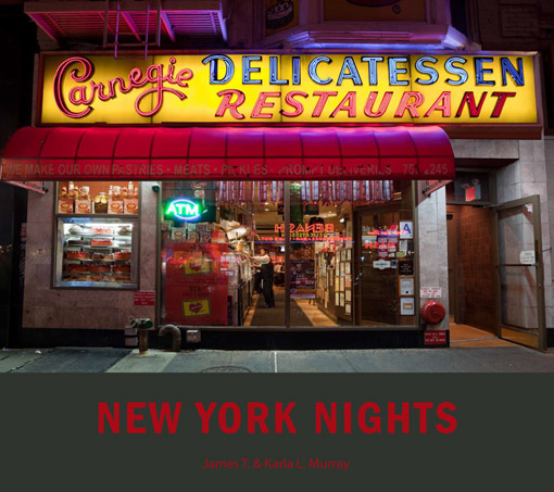 Carnegie Delicatessen Restaurant  The Nights of New York NewYorkNightsCover