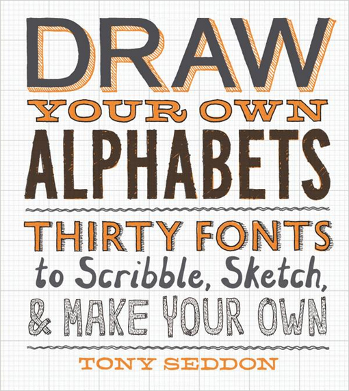 Draw your own alphabets design work life for Draw your own design
