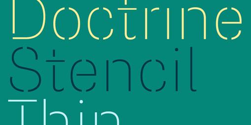 TypeLove_DoctrineStencil_01