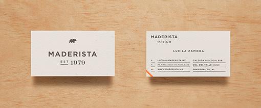 Maderista by Anagrama / design work life