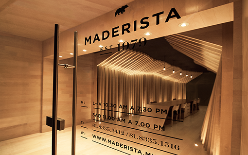 Maderista by Anagrama / design work life