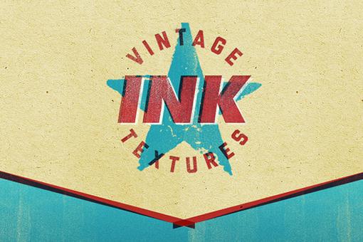 CM-GoMedia-VintageInkedTextures