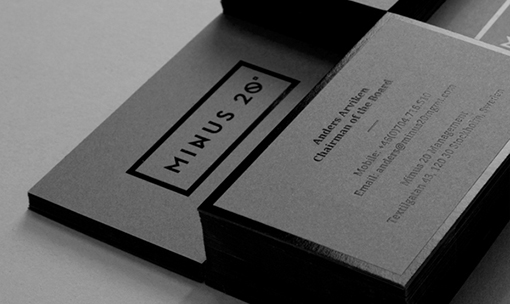 minus 20 management by the forgery // via design work life