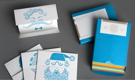 Colle+Mcvoy All-Set Cards / on Design Work Life