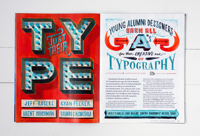 Jeff Rogers: New Site / on Design Work Life