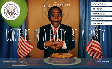 Wise Words: Kid President / on Design Work Life