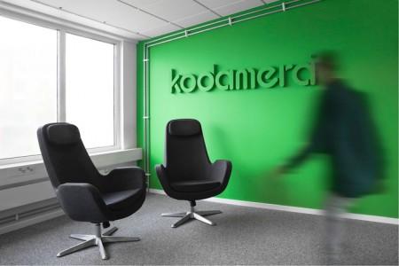 Lundgren+Lindqvist: Kodamera / on Design Work Life