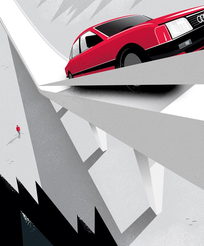 Mattson Creative: Audi Storybook / on Design Work Life