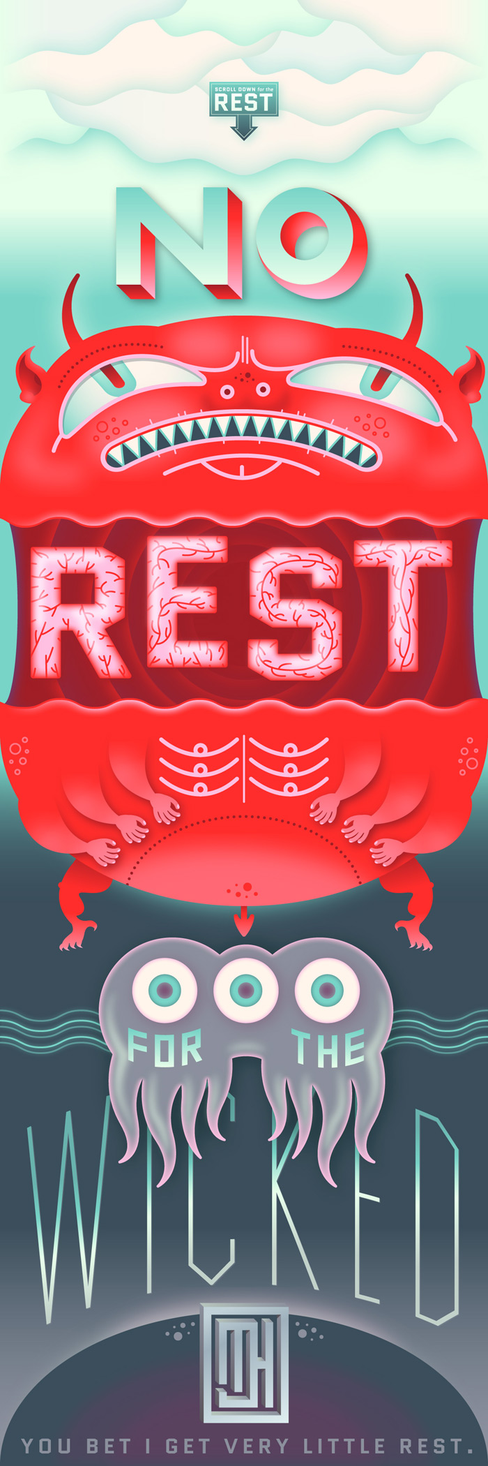 Michael J Hildebrand: Rest / on Design Work Life