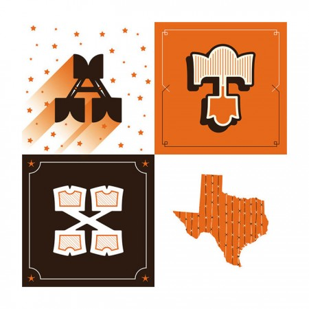 Alliteration Inspiration: Texas & Togetherness / on Design Work Life.