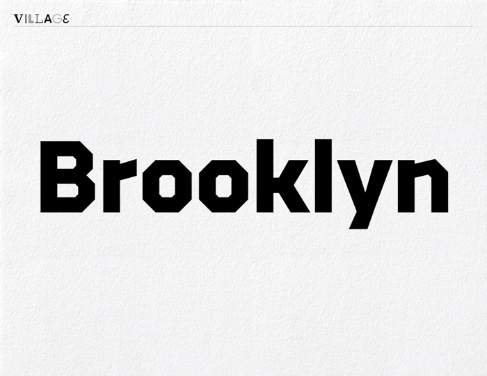 Type Love Top 2013: Brooklyn / on Design Work Life