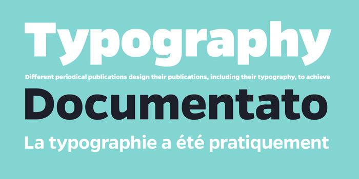 Type Love Top 2013: Gentona / on Design Work Life