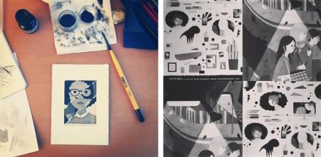 Eleni Kalorkoti / on Design Work Life