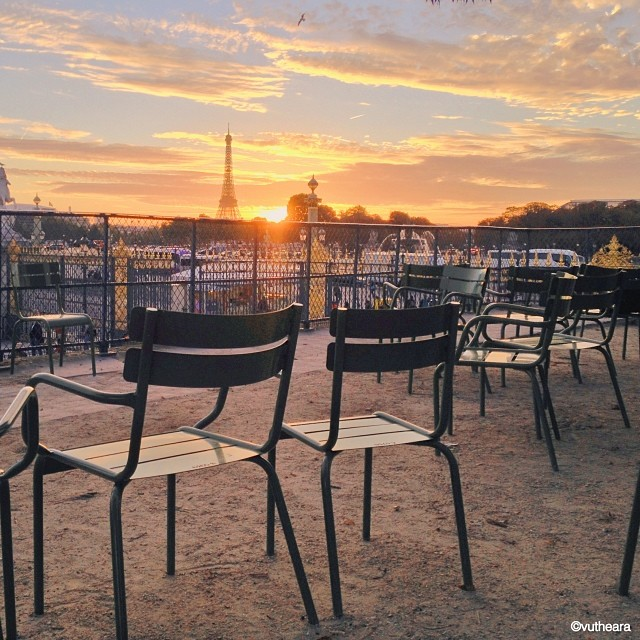 Instagram, Eiffeltower, paris, terrace, view
