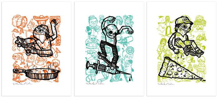 Michael Sieben / Prints