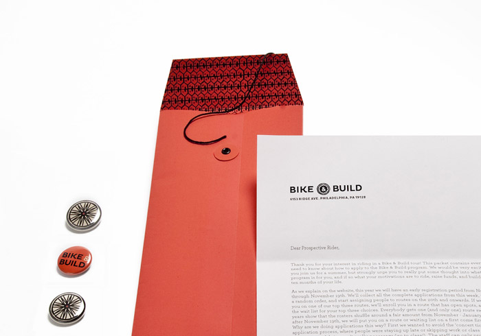 Alyssa Blank - Bike & Build / on Design Work Life