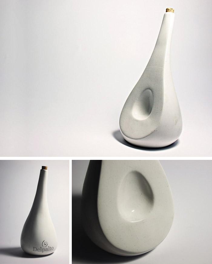 Francisco Cangas / Packaging design concept - Delpalto