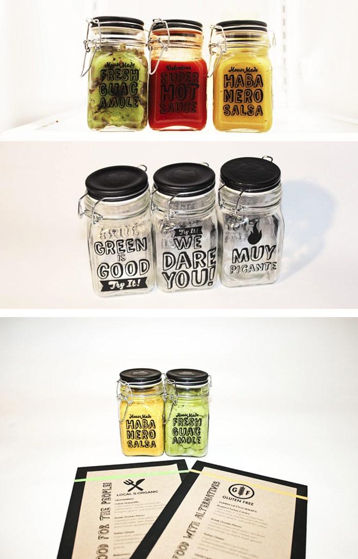 Stacia Starkes / Packaging design - Kayak Kafe