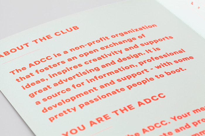 Blok Design: ADCC / on Design Work Life