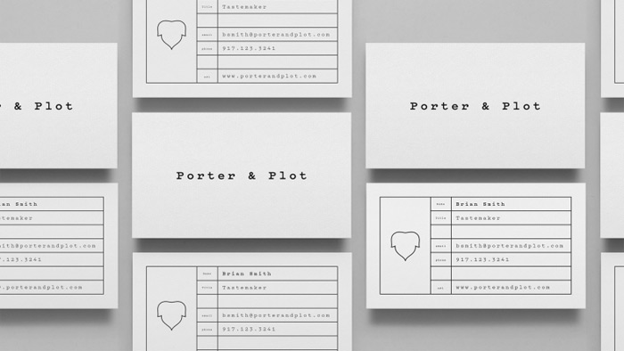 DIA Porter & Plot / on Design Work Life