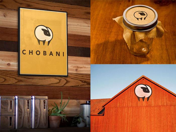 Matt Delbridge / Logo concept - Chobani