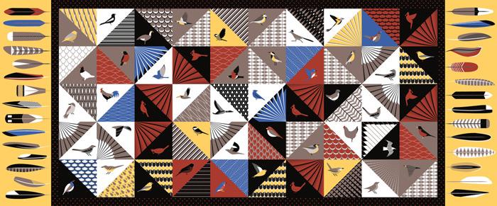 Arianna Toft / Pattern design