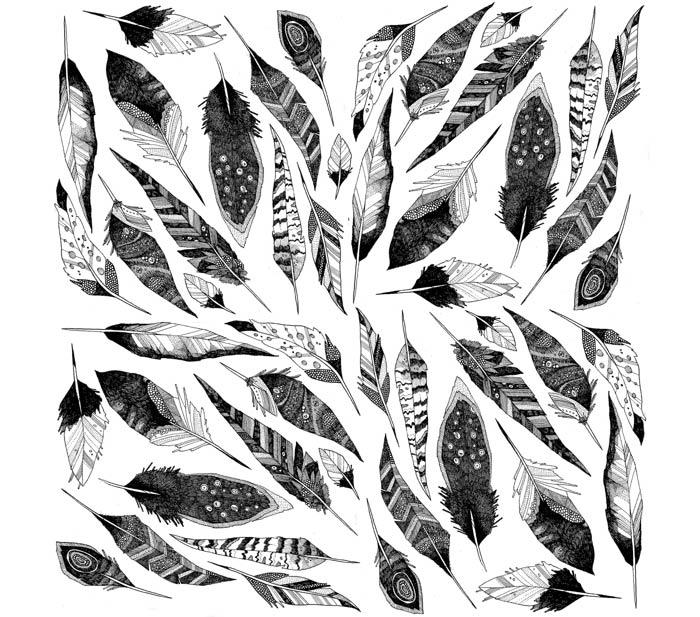 Gavin Rutherford / Pattern design