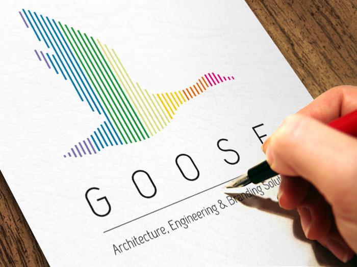 Pedro Amorim / Brand identity & collateral - Goose