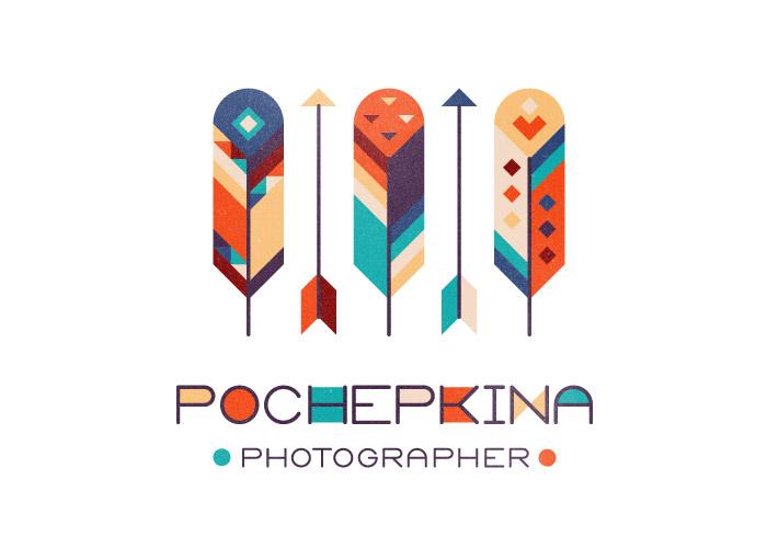 Elena Lazutina / Logo - Pochepkina