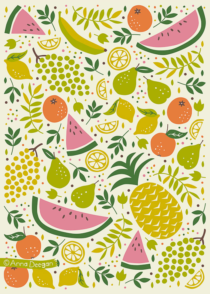 Anna Deegan / Pattern design